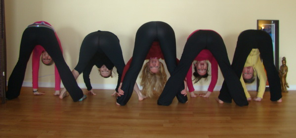 Teacher Training Upside Down