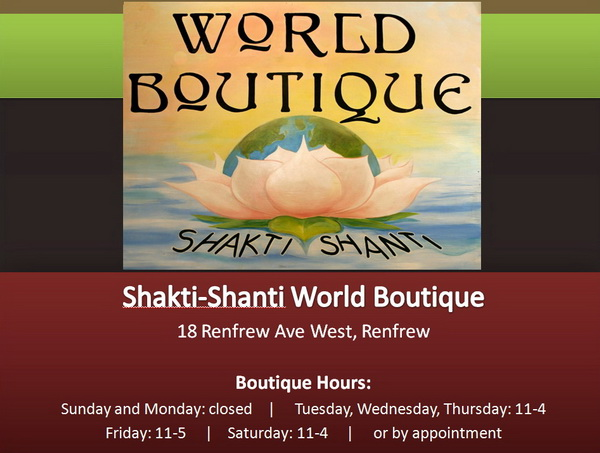Shakti-Shanti World Boutique